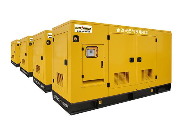 高压天然气发电机组 江苏天然气发电机组 600KW天然气发电机组